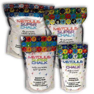 Metolius Super Chalk - Fine Grind 4 oz.
