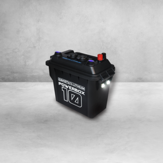 Dakota Lithium 12V 10AH POWER BOX AND CHARGER