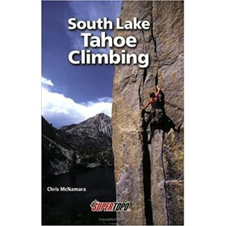Super Topo South Tahoe Climbing