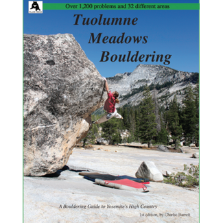 Tuolumne Meadows Bouldering 1st Edition
