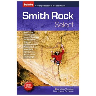 Wolverine Publishing Smith Rock Select 2nd  Ed.  - Wolverine