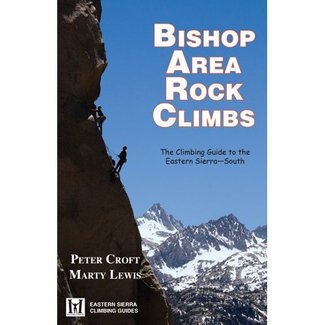 Maximus Press Bishop Area Rock Climbs 3rd  Ed.