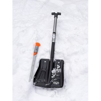 Backcountry Access (BCA) A-2 EXT AVALANCHE SHOVEL SYSTEM WITH SAW