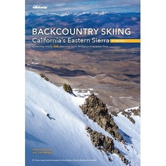 Maximus Press Backcountry Skiing California's E. S. 3rd Ed.