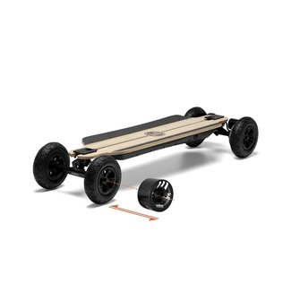 Evolve Skateboards Bamboo GTR 2in1