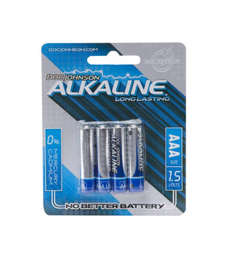 Alkaline Cell Batteries