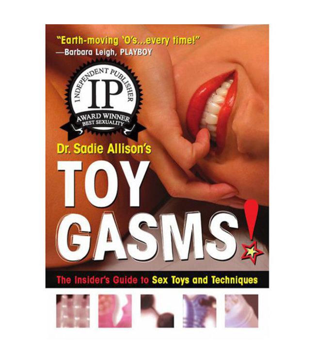 Toygasms! Book