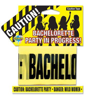 Bachelorette Caution Tape