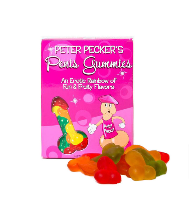 Fruit Flavoured Penis Gummies
