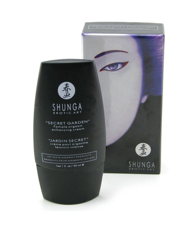 Shunga Shunga Secret Garden Orgasm Enhancing Cream