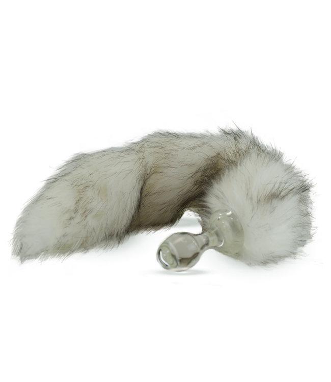 Crystal Delights Husky Tail Plug