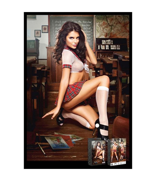Teacher's Favorite Schoolgirl Set
