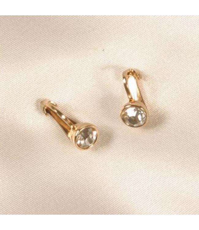 Sylvie Monthule Cristal Non-Piercing Labia Jewels