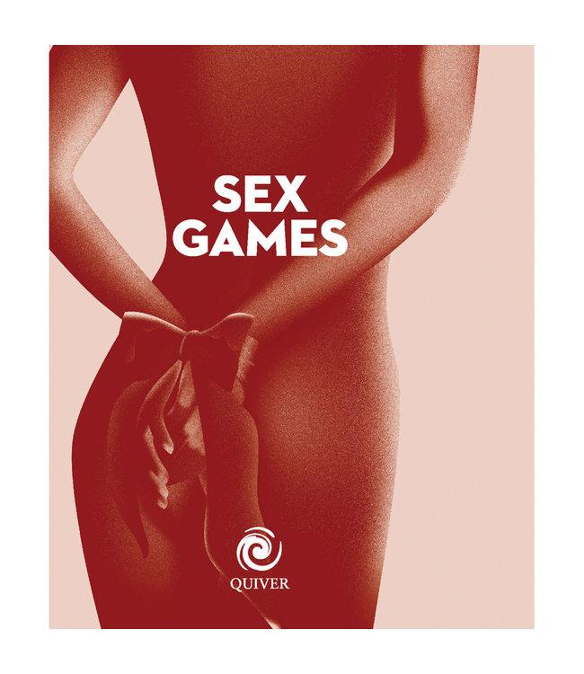 Sex Games Mini Book
