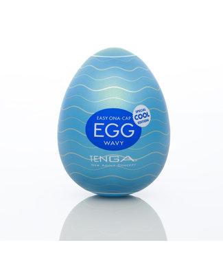 Tenga Egg Wavy Cool