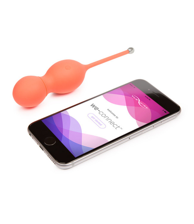 We-Vibe We-Vibe Bloom Vibrating Kegel Balls
