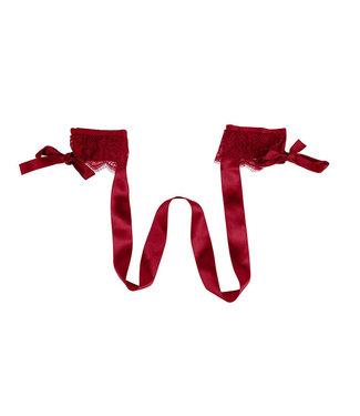 D'Arcy Delatour Jester Red Hand Tie