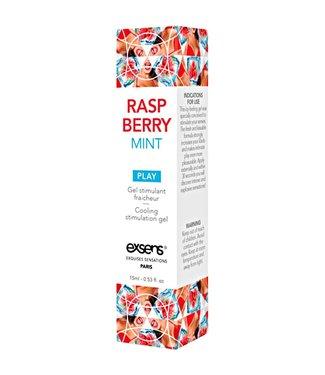 Raspberry Mint Arousal Gel