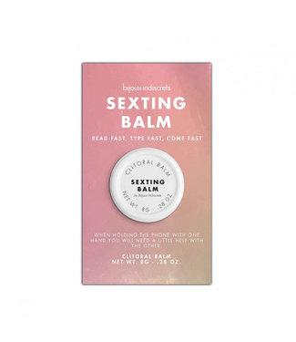 Bijoux Indiscrets Sexting Clitoral Balm