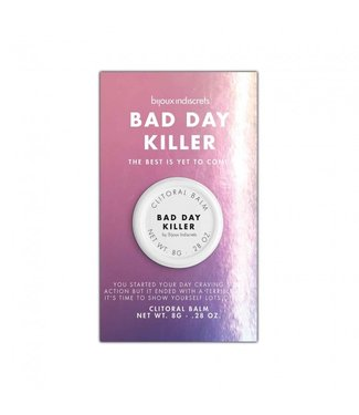 Bijoux Indiscrets Bad Day Killer Clitoral Balm