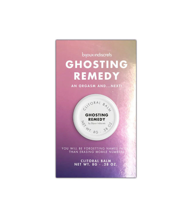 Ghosting Remedy Clitoral Balm