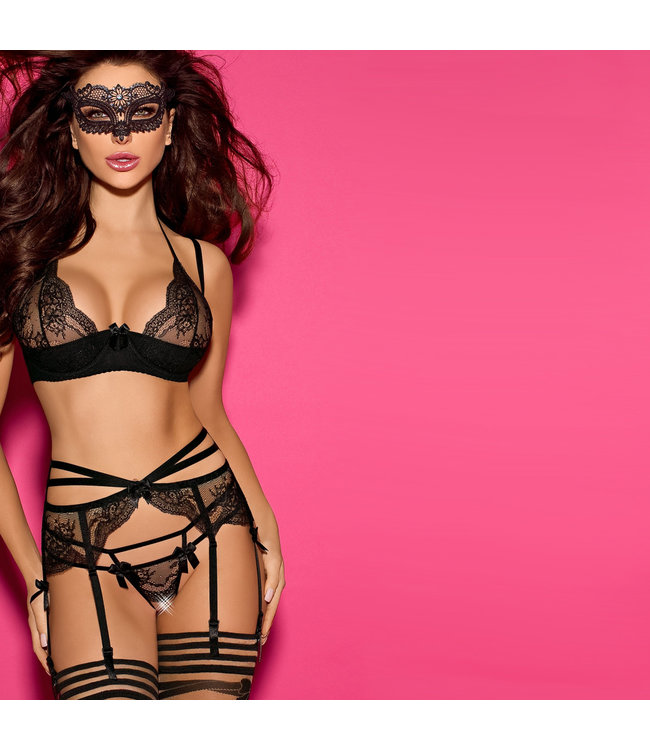 Beautiful Wonder Garter Belt
