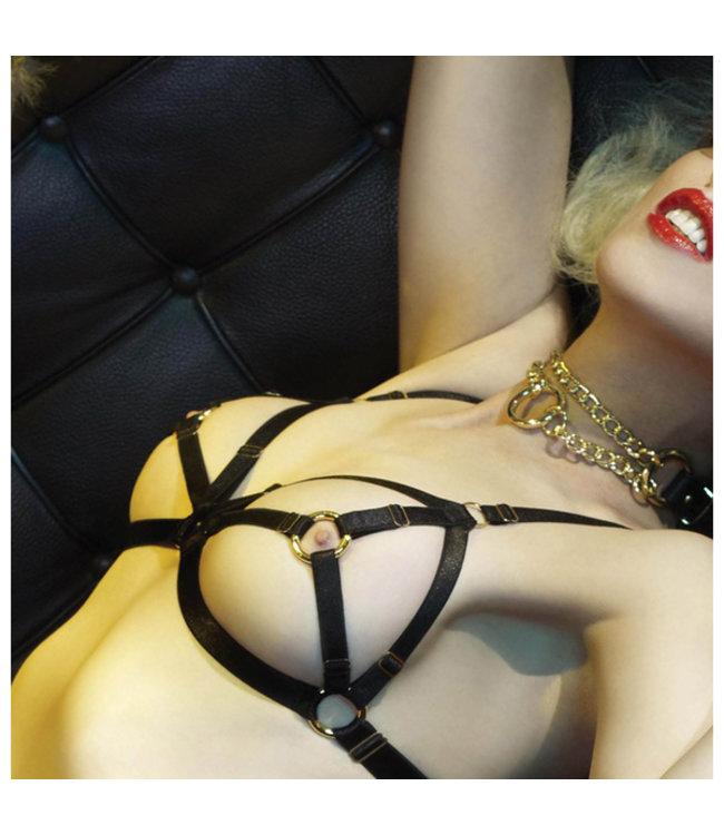 Model Traitor Nipple Ring Bra