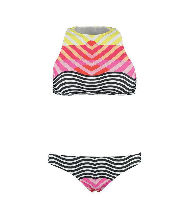 Salinas Striped Horizon Bikini