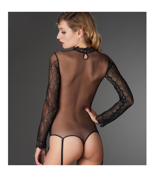 Maison Close Maison Close La Directrice Thong Bodysuit