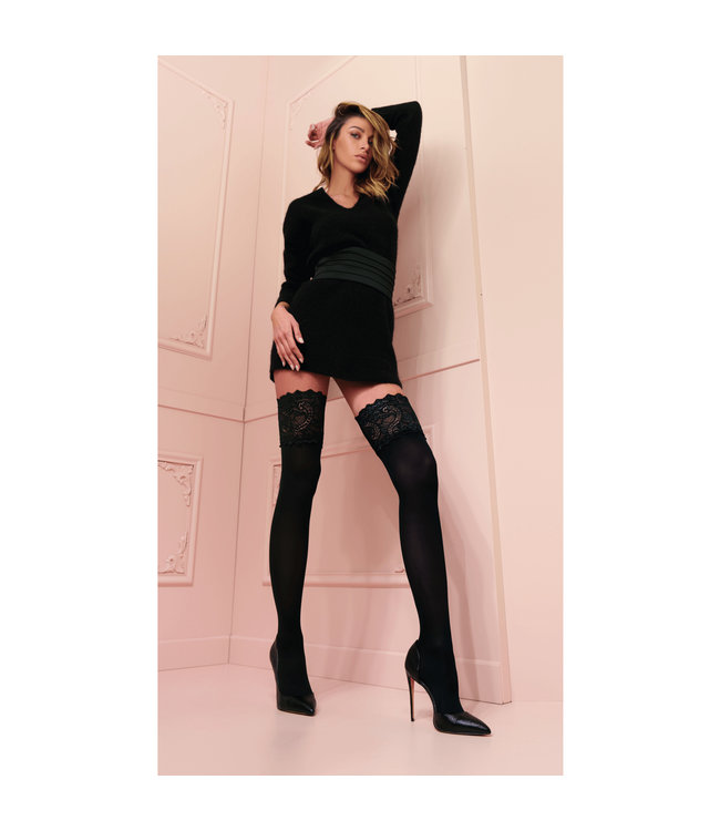 Trasparenze Lucrezia Hold Up Stockings