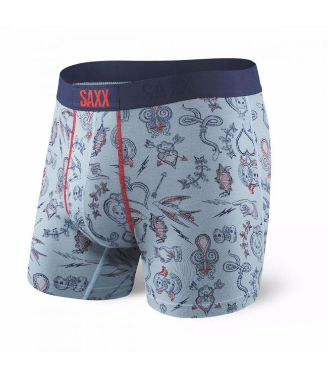 Saxx Playing Cards Vibe Modern Fit Boxer