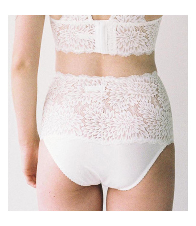 Lonely Lingerie Lonely Dahlia High-Waisted Brief