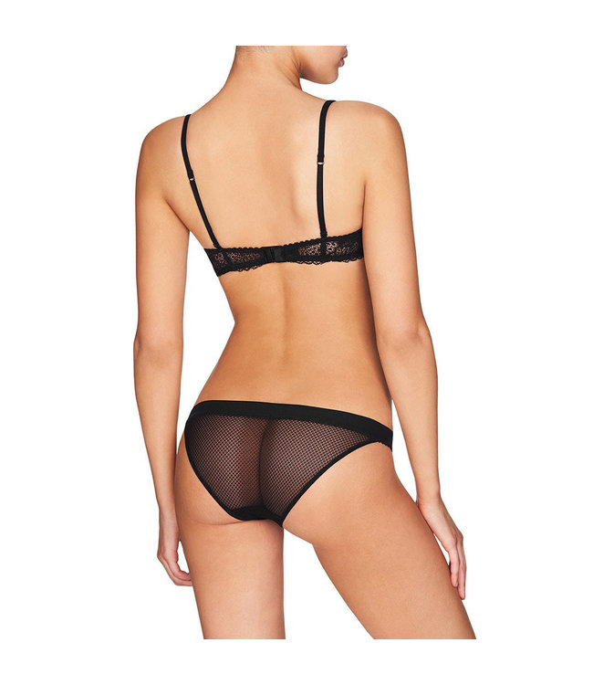 Heidi Klum Intimates Heidi Klum Fleur Fantasy Brief Black