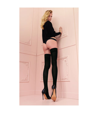 Miranda Opaque Stay-Up Thigh High