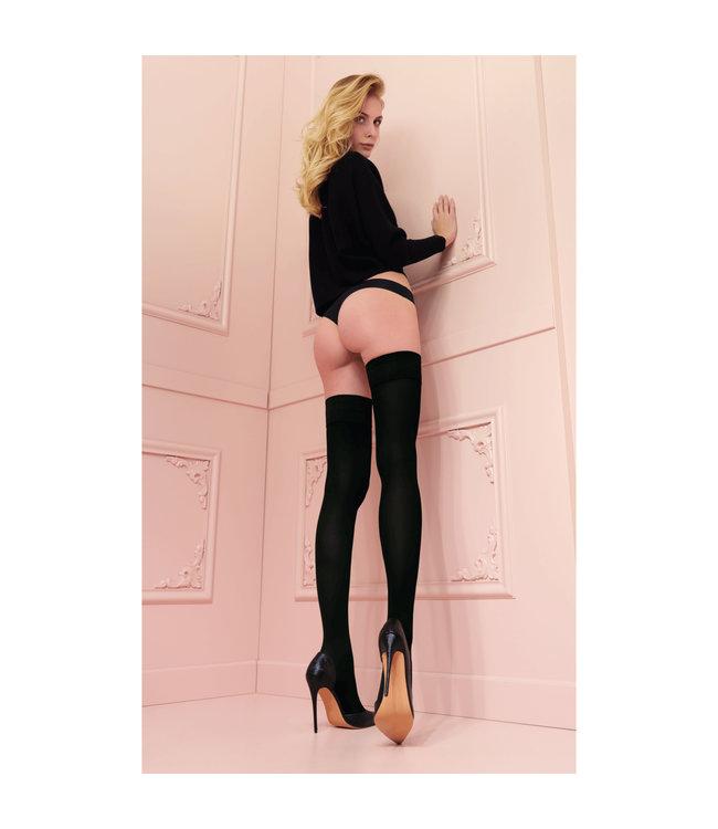 Trasparenze Miranda Opaque Stay-Up Thigh High