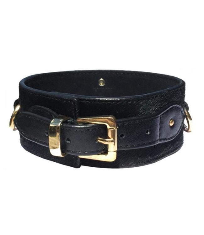 Model Traitor 3-Ring Slave Collar