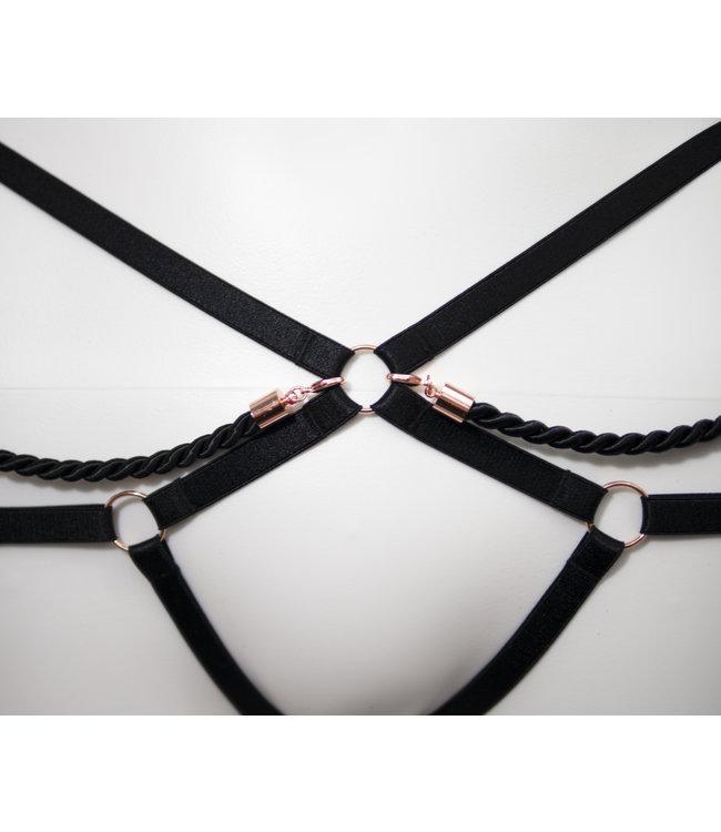 LaVeille Enticer Rope Bondage Panty
