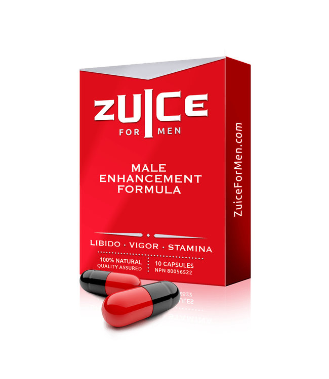Zuice Male Enhancement Formula