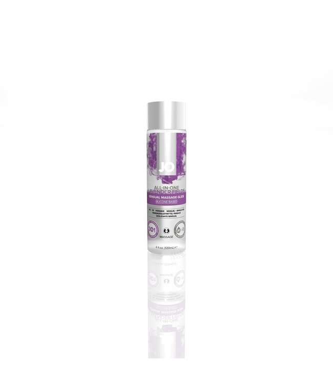 Jo All in One Lubricant and Massage Oil