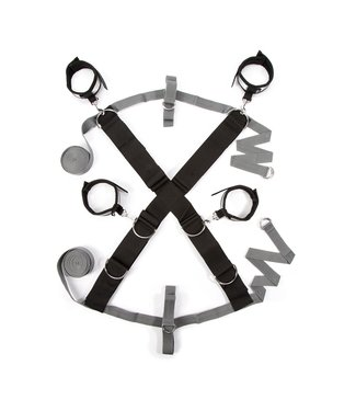 Fifty Shades Of Grey Fifty Shades Keep Still Over the Bed Cross Set