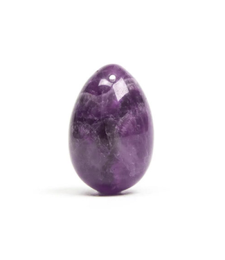 Chakrubs The Amethyst Crystal Yoni Egg