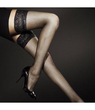 Liza Fishnet Thigh High Stay-Up