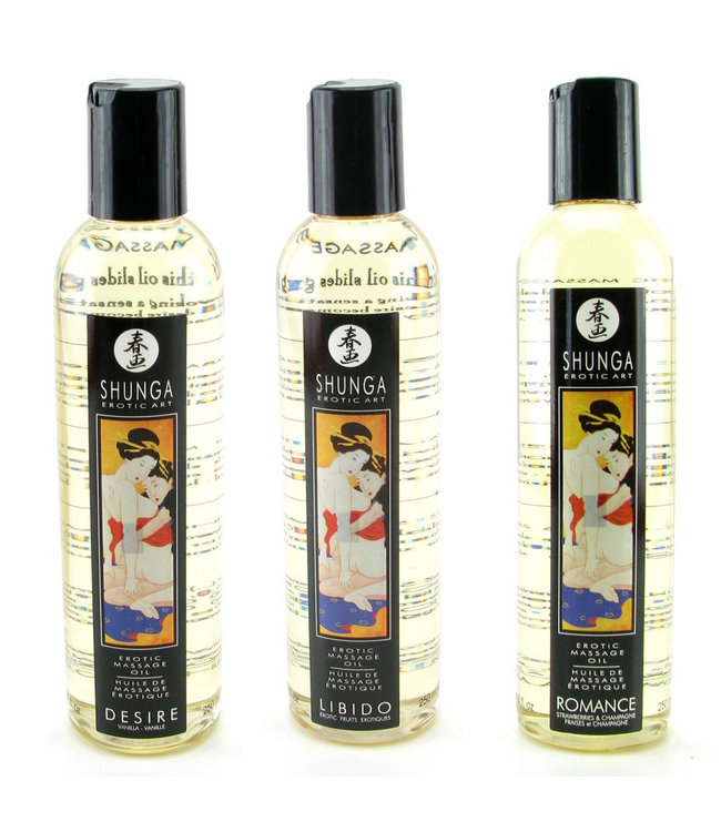 Shunga Shunga Erotic Massage Oil