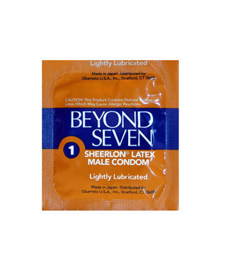 Beyond 7 Condoms