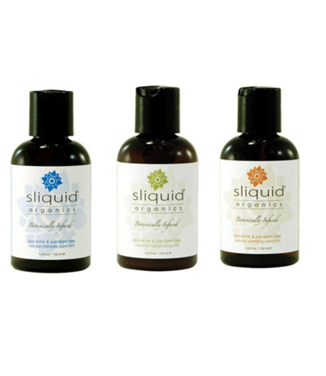 Sliquid Sliquid Organic Lubricants