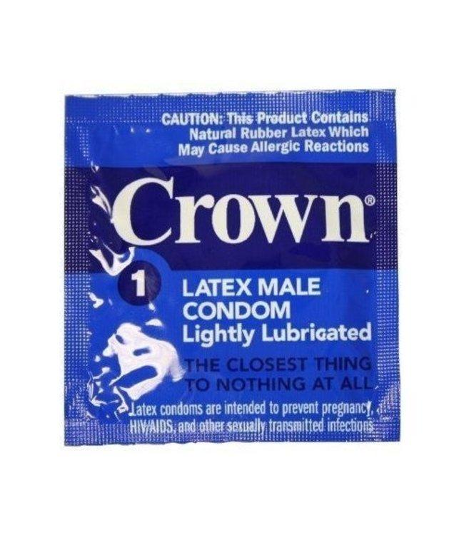 Crown Skinless Condoms