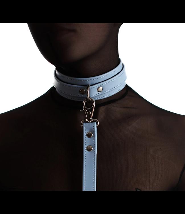 Blue Mila Collar