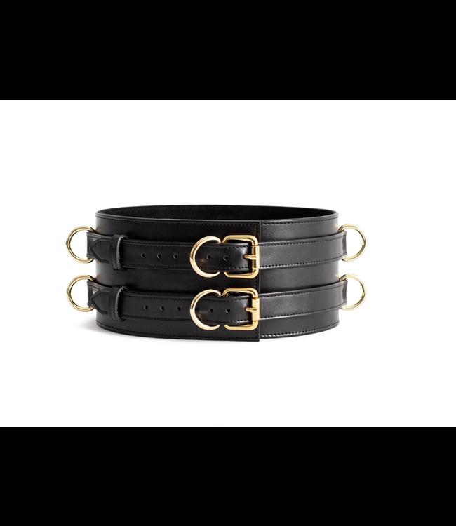 Dominus Black Dita Belt