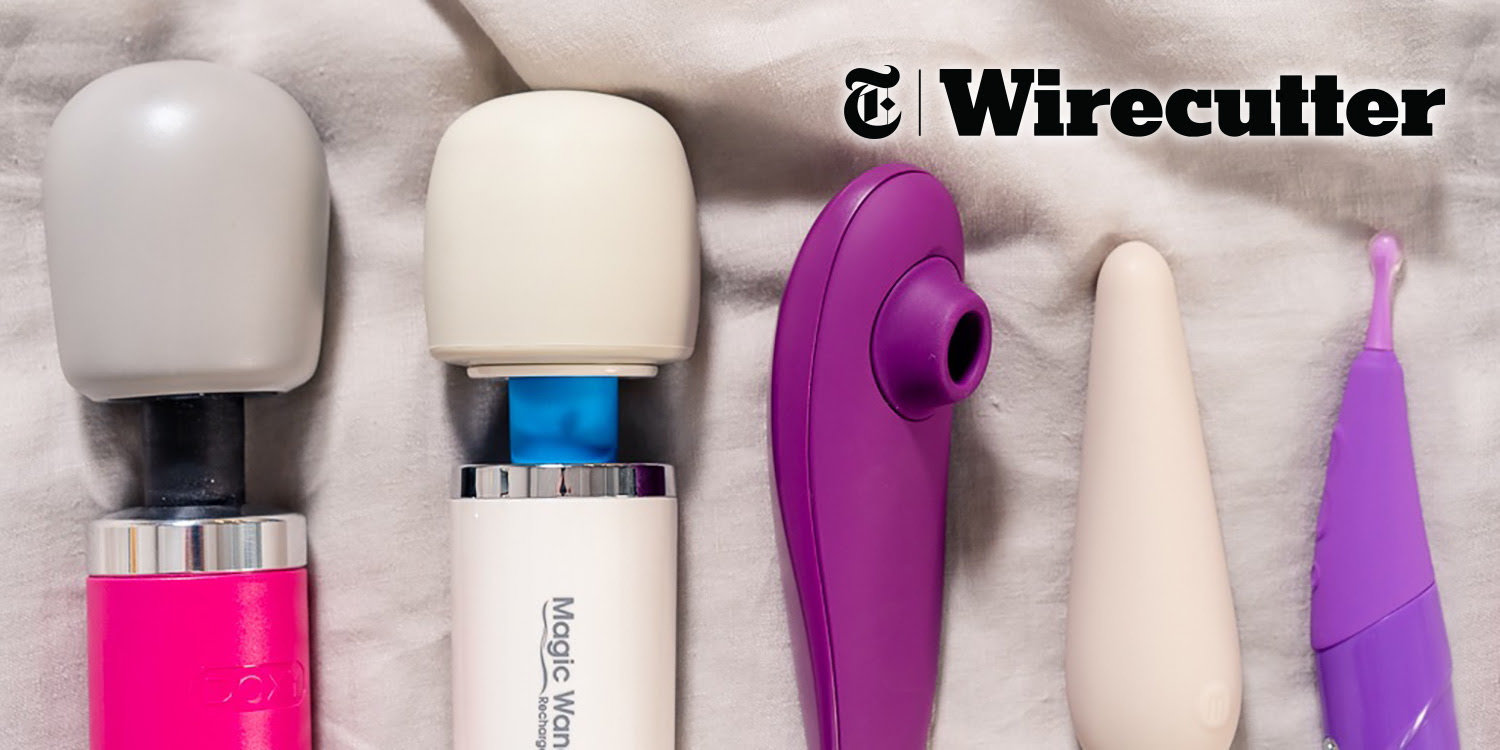 New York Times Names Magic Wand Rechargeable 'Best Vibrator'