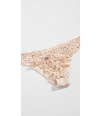 Journelle Estelle Thong in Blush